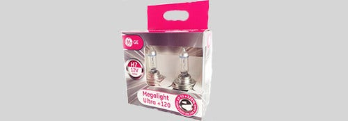 GE Megalight Ultra +120%