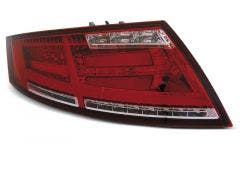 Audi TT 06-14 Red White LED achterlicht units