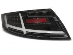 Audi TT LED achterlicht units, dynamisch knipperlicht Black