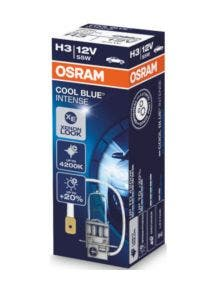 Osram Cool Blue Intense H3 64151CBI - per stuk