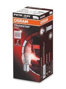 Osram TruckStar Pro 24v BA15s-P21W 7511TSP 1 lamp