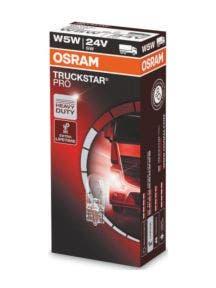 Osram Truckstar Pro W5W 24v 2845TSP-01B