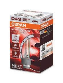 Osram Xenarc Night Breaker Laser 66440XNL D4S