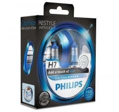 Philips-Color-Vision-Blauw-H7