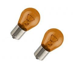 Philips-Extra-Lifetime-BAU15s-Orange-2st