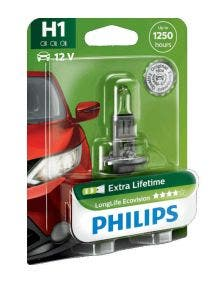 Philips LongLife EcoVision H1 12258LLECOB1 Blister
