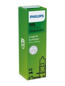 Philips LongLife EcoVision H3 12336LLECOC1 blister