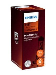Philips MasterDuty H11 24v 70w 24362MDC1