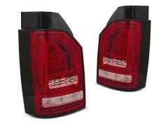 VW T6 LED achterlicht units met dynamisch knipperlicht Red White
