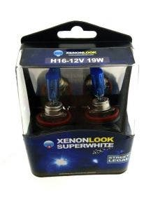 xenonlook-super-white-h16-4300k-55w