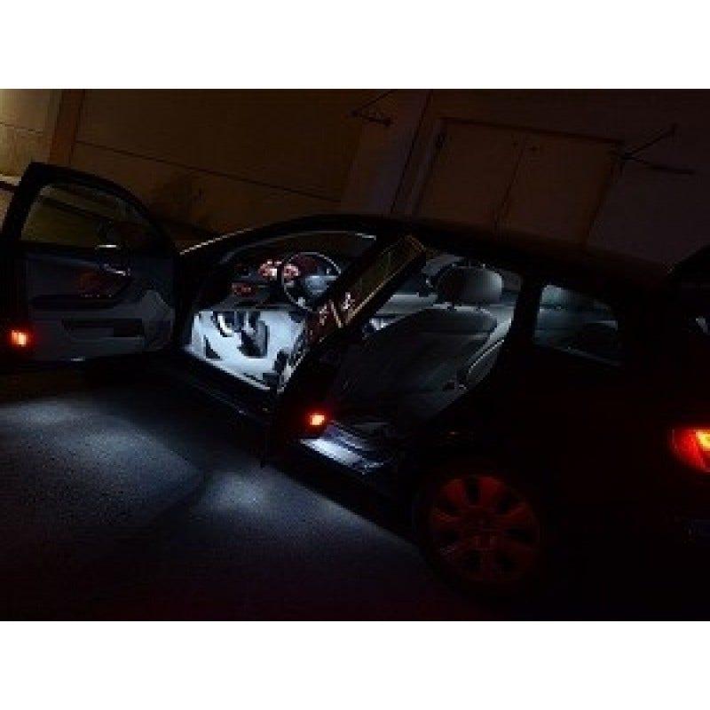 LED binnenverlichtingspakket geschikt voor Audi A4 B6 sedan - Extra ...