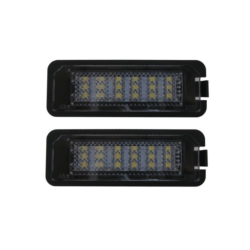 VW Golf 5/6/7/Scirocco Canbus LED kenteken unit | Xenonlamp.nl