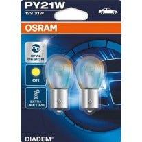 Osram BAU15s/PY21W Diadem 2e Kans