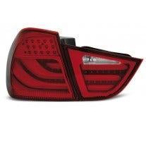 LED achterlicht units, geschikt voor BMW E90 2009 tot 2011 – Red