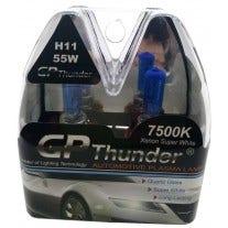 GP Thunder 7500k H11 Xenon Look 55w Tweede Kans