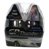 GP Thunder 8500k H1 70w Xenon Look - blauw