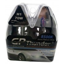 GP Thunder 8500k H1 70w Xenon Look - blauw 2e Kans
