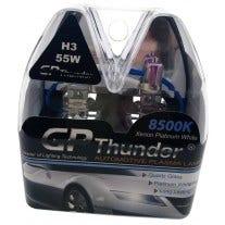 GP Thunder 8500k H3 55w Xenon Look - blauw Tweede Kans