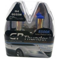 GP Thunder 8500k H4 55w Xenon Look - blauw