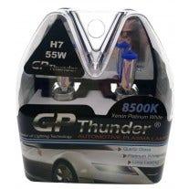 GP Thunder 8500k H7 55w Xenon Look - blauw Tweede Kans
