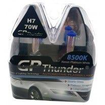 GP Thunder 8500k H7 70w blauw Tweede Kans