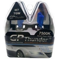 GP Thunder 7500k H7 70w Xenon Look - cool white