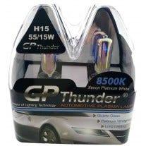 GP Thunder Xenon Look H15 V2 - 8500k - 15/55w 2e Kans
