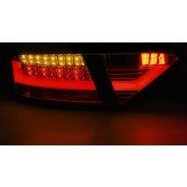 LED achterlicht units, geschikt voor Audi A4 B8 Sedan 2008-2011 – Smoke