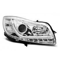 LED tube koplamp unit, geschikt voor Opel Insignia 2008 tot 2012 – Chrome