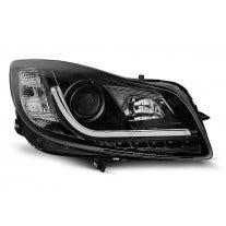 LED tube koplamp unit, geschikt voor Opel Insignia 2008 tot 2012 – Black