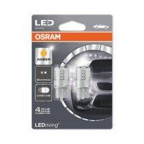 OSRAM LEDriving W21/5W 12V Oranje 7705YE-02B