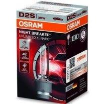 Osram Night Breaker Unlimited 4350k D2S 66240XNB