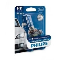 Philips WhiteVision H11 blister 1 lamp 12362WHVB1 2e Kans