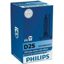 Philips WhiteVision Xenon vervangingslamp GEN2 D2S 85122WHV2C1