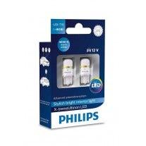 Philips X-TremeUltinon LED W5W-T10 4000k 127994000KX2