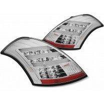 LED achterlicht units, geschikt voor Suzuki Swift V 2010-heden Chrome