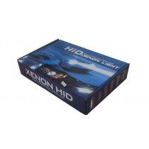 H4 Hi-Low Slimline HiD Light Budget Xenon ombouwset 10.000k