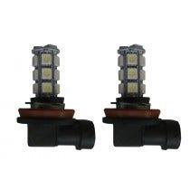 LED vervangingslamp - H27 / (880) - Wit