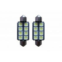 8-SMD LED-kentekenverlichting-41mm