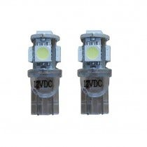 Xenonlook-5-SMD-LED-kentekenverlichting-W5W-T10