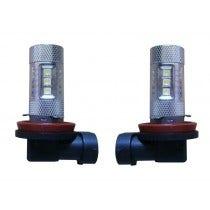 Mistlicht Canbus LED vervangingslamp 50w H11