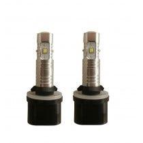 Canbus LED mistlicht - H27 / 889 - wit