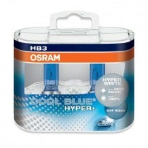 Osram Halogeen Cool Blue Hyper+ - HB3