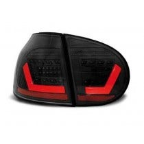 VW Golf 5 Black LED Achterlicht Unit