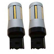 Canbus HP LED T20-W21W Oranje