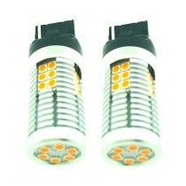 X-Line Canbus LED T20 Orange Direction Light Platinum Series-2