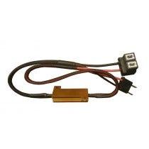 Grootlicht canbus kabel 50w H-maten-H9