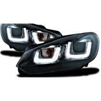 VW-Golf-6-U-Type-Black-LED-Unit