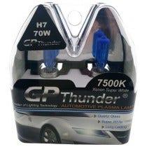GP Thunder Xenon Look - cool white-7500k-H7-70w