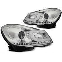led-koplamp-unit-Mercedes-W204